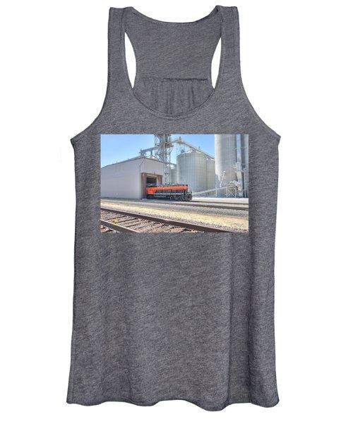 Industrial Switcher 5405 Women's Tank Top
