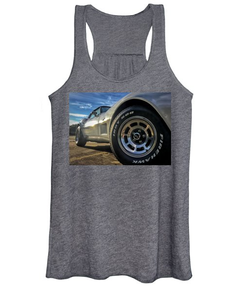 Indy 500 Color Women's Tank Top
