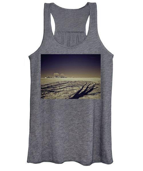Infrared Landscape Lancaster Pa Women's Tank Top