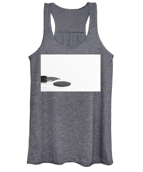 Ink Blot. Women's Tank Top