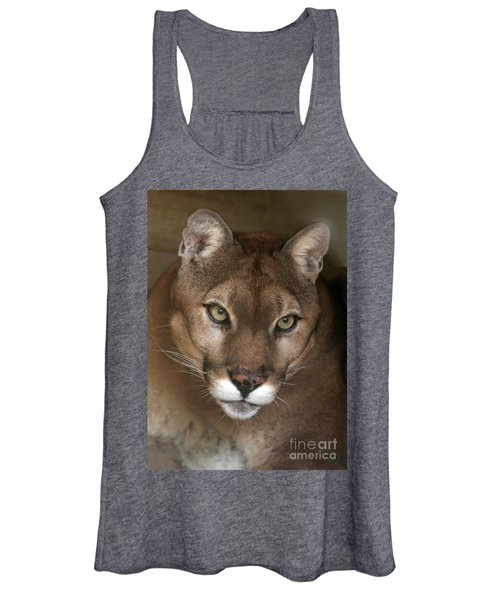 Intense Cougar Women's Tank Top
