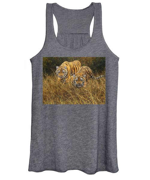 Intent Women's Tank Top