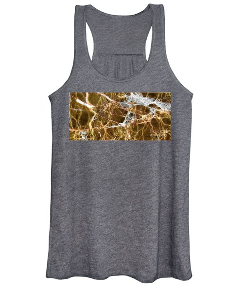 Interspace Web Women's Tank Top
