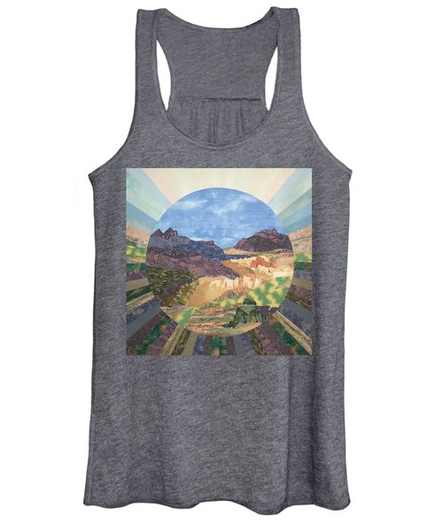 Into The Mystery Women's Tank Top