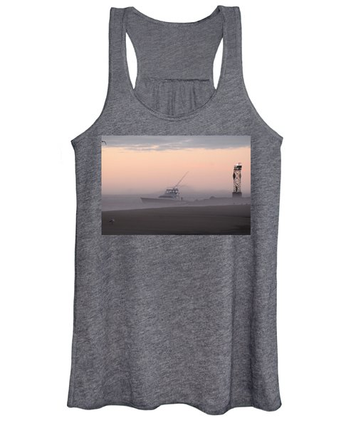 Into The Pink Fog Women's Tank Top