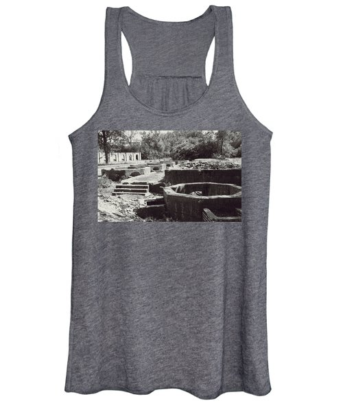 Into The Ruins 1 Women's Tank Top