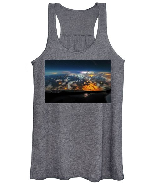 Into The Storm Women's Tank Top