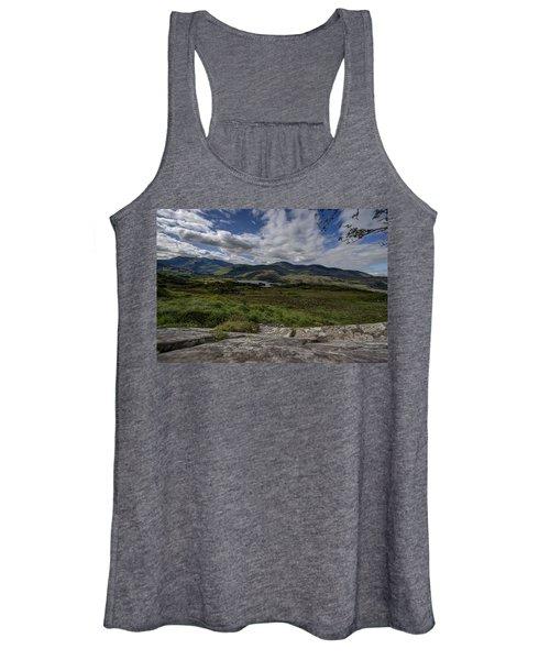 Irish Sky - Wicklow Mountains Women's Tank Top