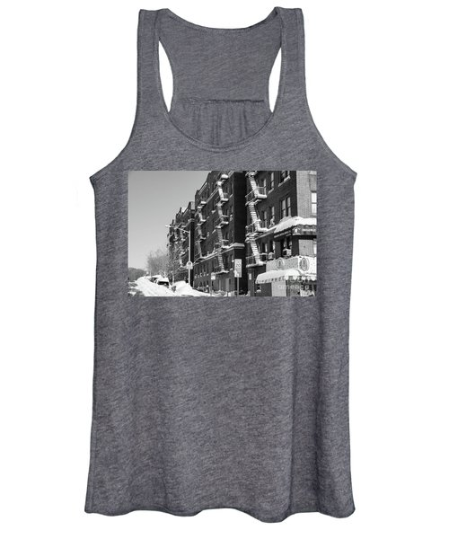 Isham Street Winter Women's Tank Top