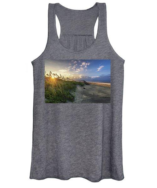 Isle Of Palms Sunstar Women's Tank Top