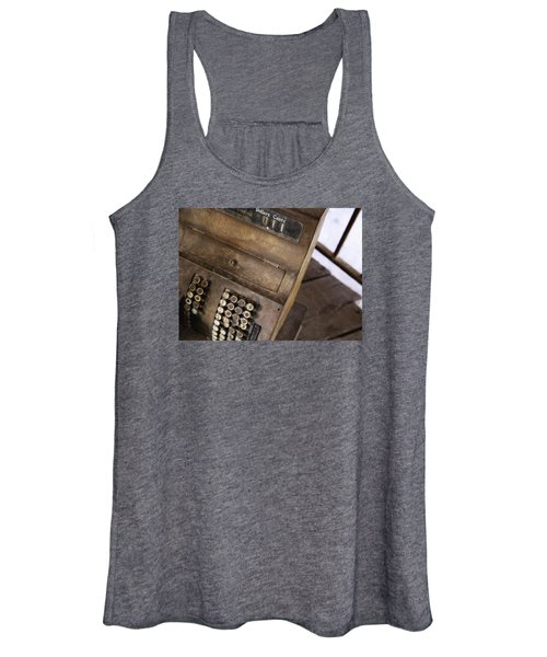 It All Adds Up Women's Tank Top