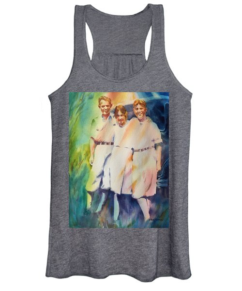 It Was Paradise Here With You Women's Tank Top