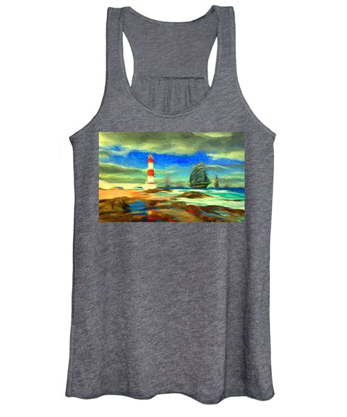 Itapua Lighthouse 1 Women's Tank Top