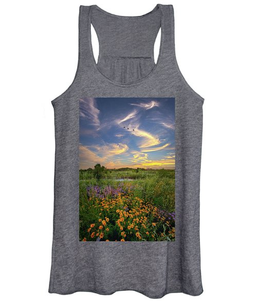 It's Time To Relax Women's Tank Top