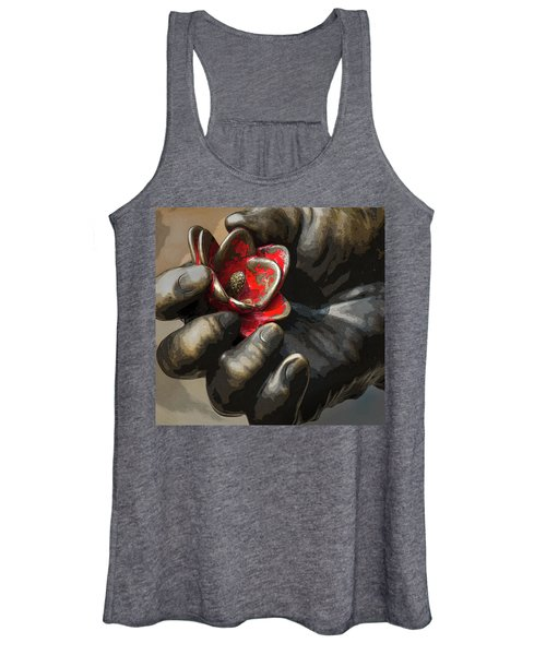 Ivan's Hand Women's Tank Top