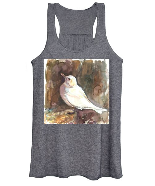 Ivory Gull Women's Tank Top