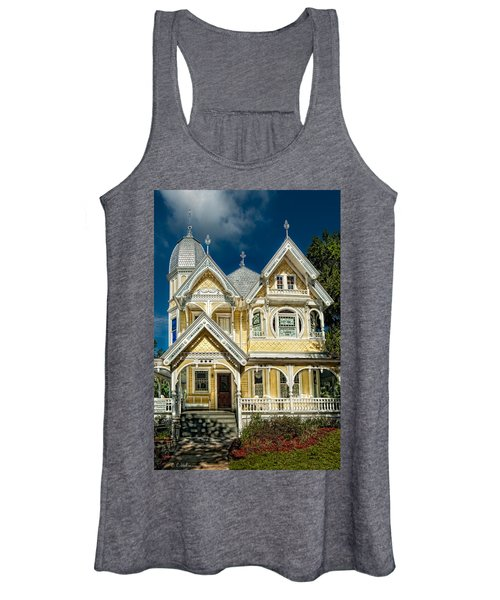 J. P. Donnelly House Women's Tank Top
