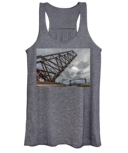 Jackknife Bridge To The Clouds Women's Tank Top