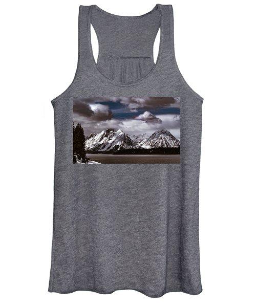 Jackson Lake Peaks Women's Tank Top