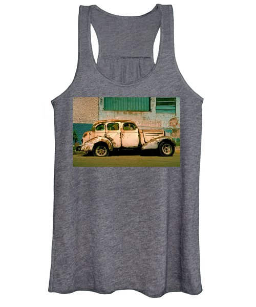 Jalopy Women's Tank Top