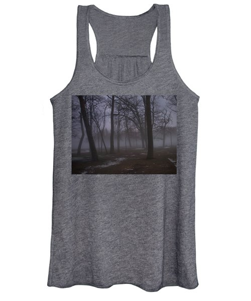 January Fog 2 Women's Tank Top