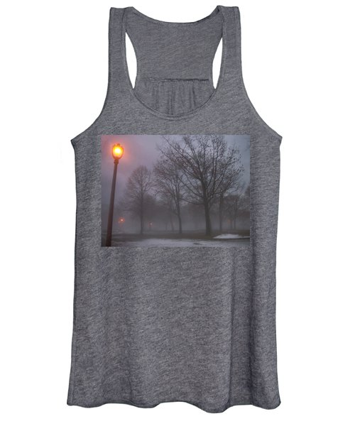 January Fog 3 Women's Tank Top