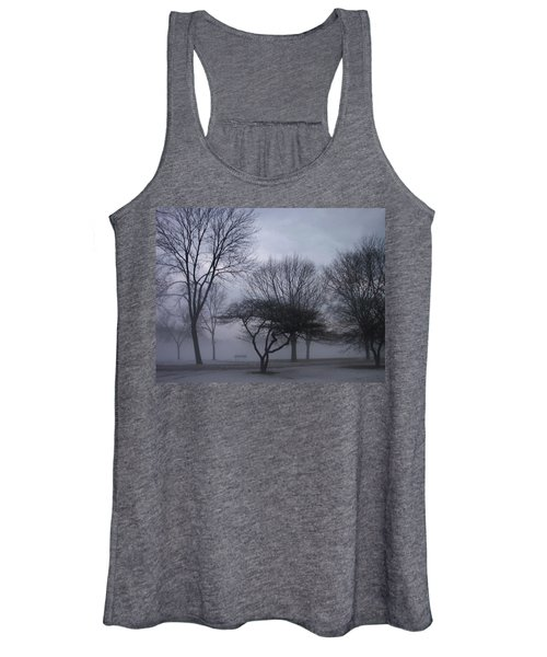 January Fog 6 Women's Tank Top