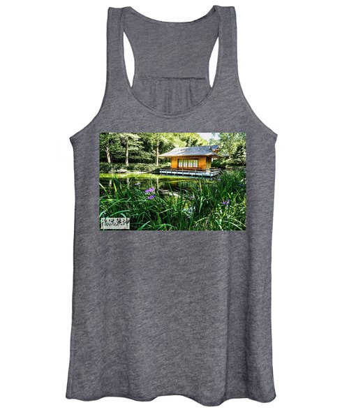 Japanese Gardens II Women's Tank Top