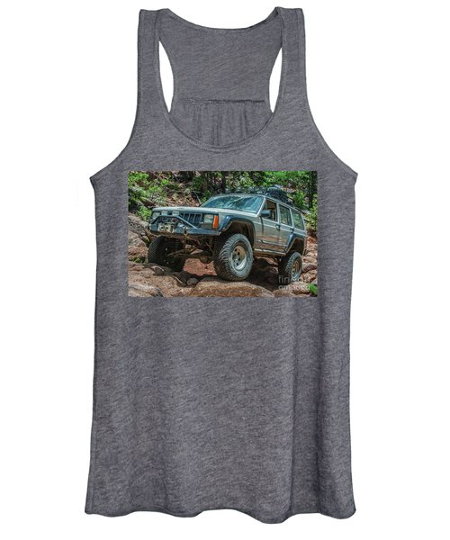Jeep Cherokee Women's Tank Top