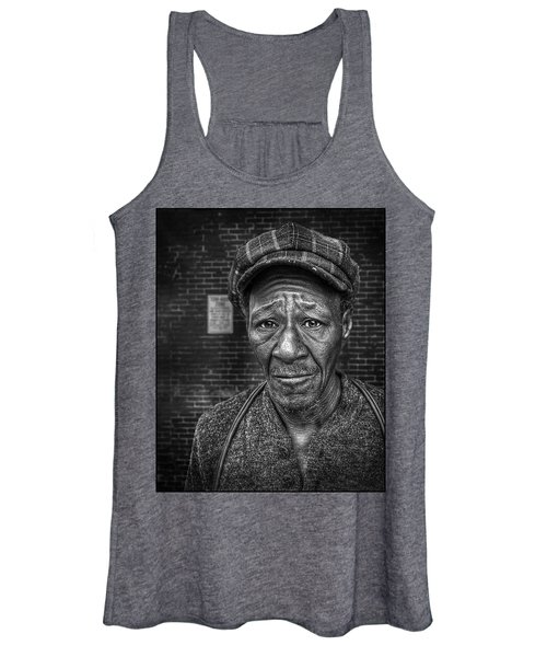 Jesse Bw Women's Tank Top