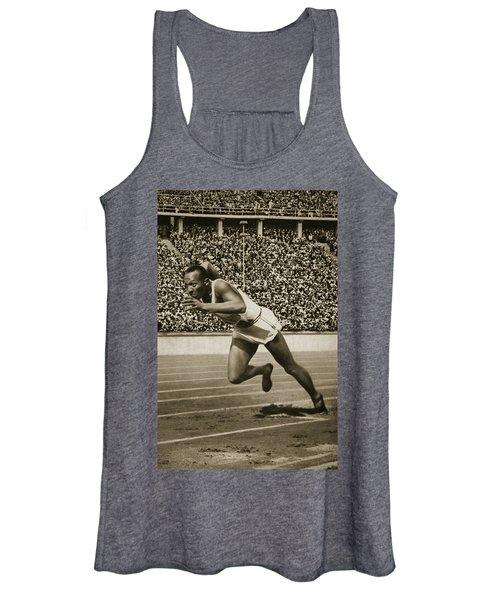 Jesse Owens Women's Tank Top