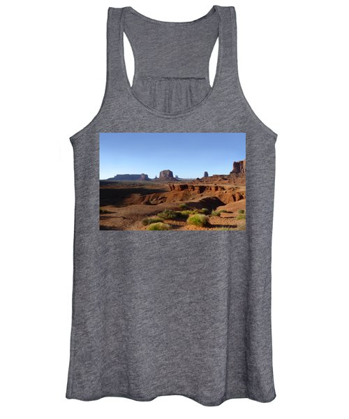 John Ford Point Women's Tank Top