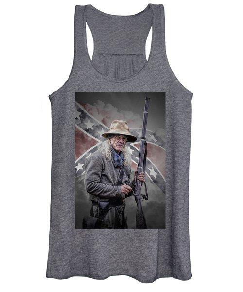 Johnny Reb Women's Tank Top