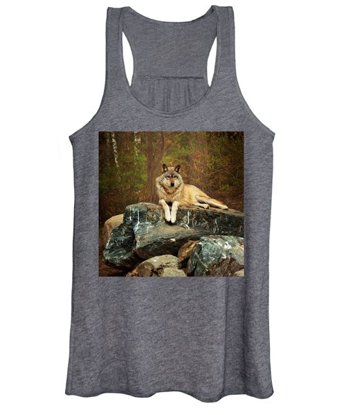 Just Chilling Women's Tank Top