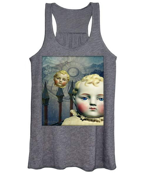 Just Like A Doll Women's Tank Top