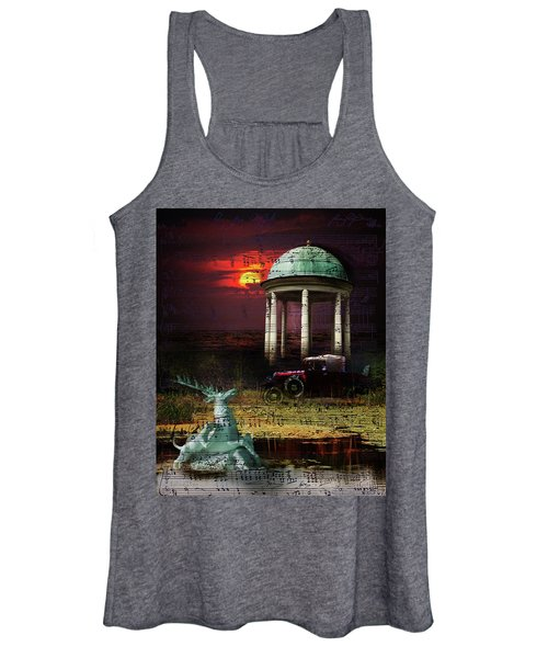 Juxtaposition Women's Tank Top
