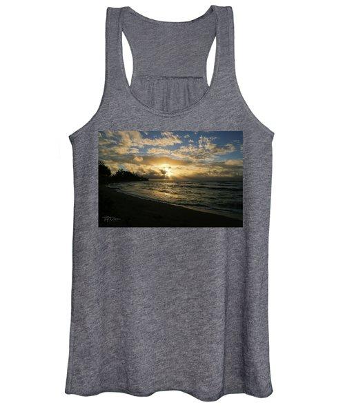 Kauai Sunrise Women's Tank Top