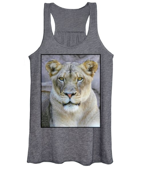 Kaya Portrait Women's Tank Top