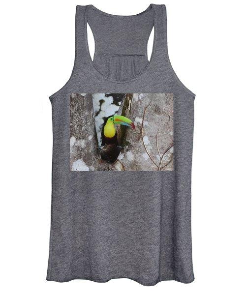 Keel-billed Toucan #2 Women's Tank Top