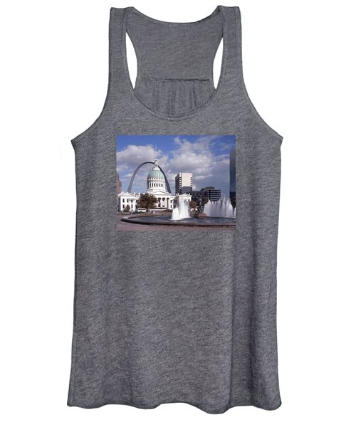 Kiener Plaza - St Louis Women's Tank Top