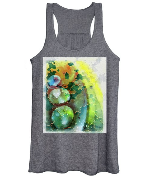 Kernodle On The Half Shell Women's Tank Top