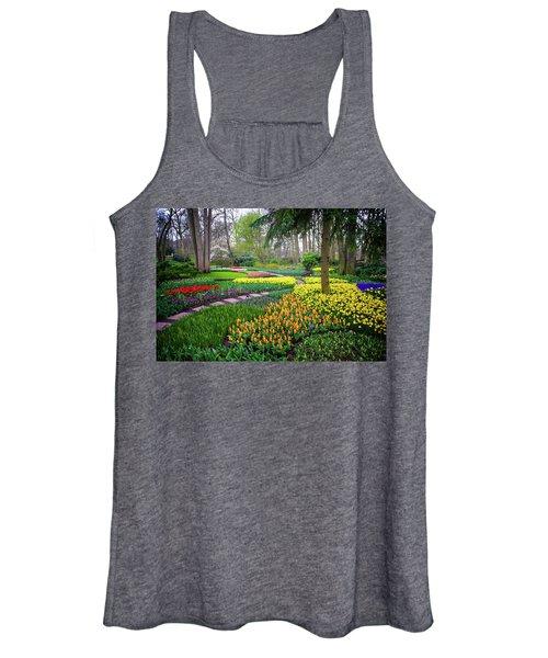 Keukehof Botanic Garden 2015 Women's Tank Top