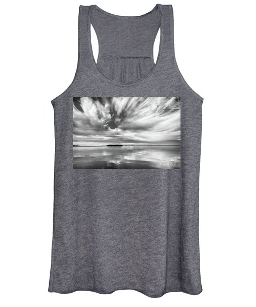 Key Largo Sunset Women's Tank Top