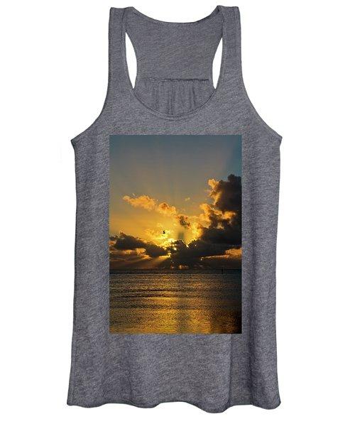 Key West Sunrise 39 Women's Tank Top