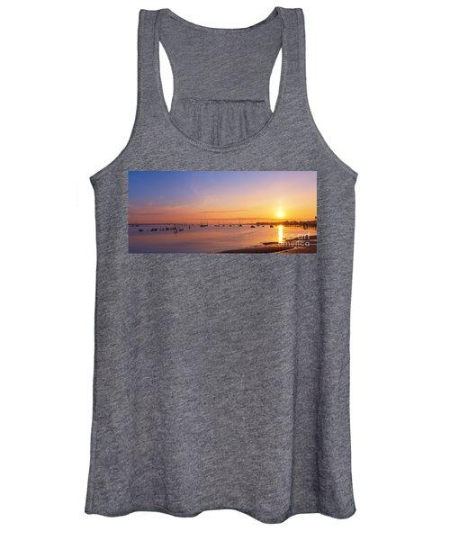 Keyport Harbor Sunrise  Women's Tank Top