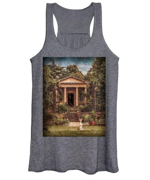 Kew Gardens, England - King William's Temple Women's Tank Top