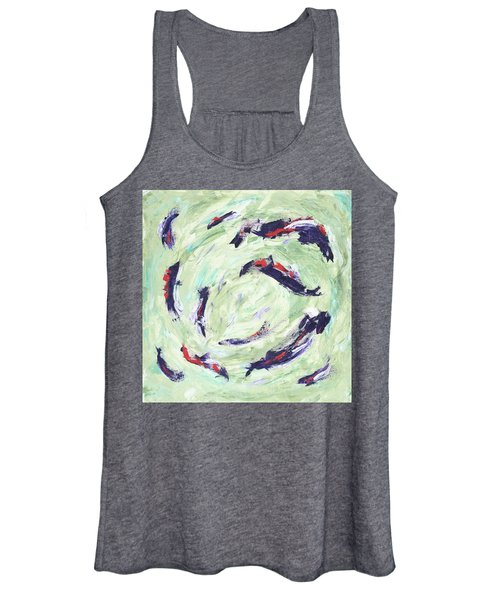 Koi Joy Women's Tank Top
