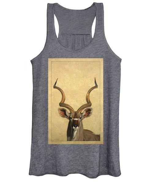 Kudu Women's Tank Top