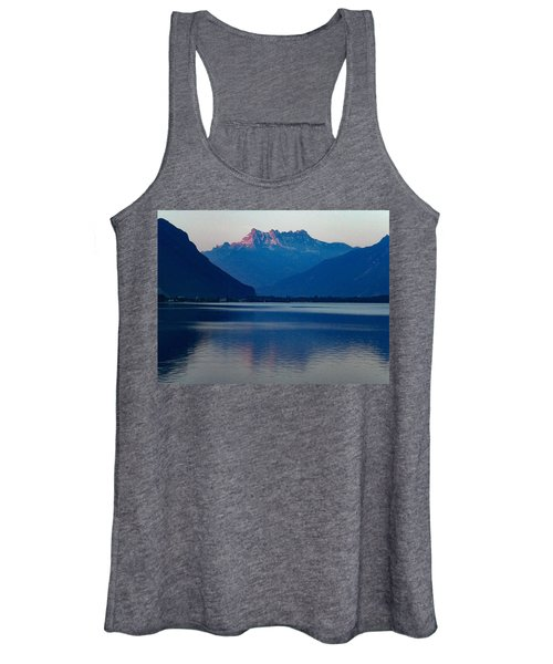 Lake Geneva, Switzerland Women's Tank Top