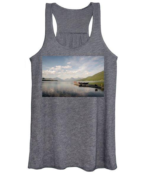 Lake Mcdonald Women's Tank Top